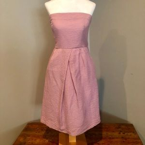 J. Crew - mauve sleeveless dress